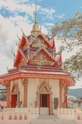 Templephotograph
