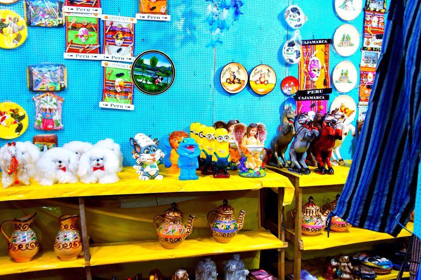 ☺️Funny & cute pieces❤ Artisan Merchandise EyeEm Best Shots Laviniafenton Cajamarca-Perú Market Cute Fun Colorful Ceramics Pottery Character EyeEm Gallery EyeEmNewHere Travel Destinations
