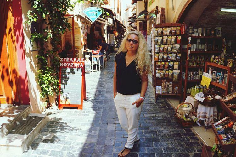 Retimno greece honeymoon