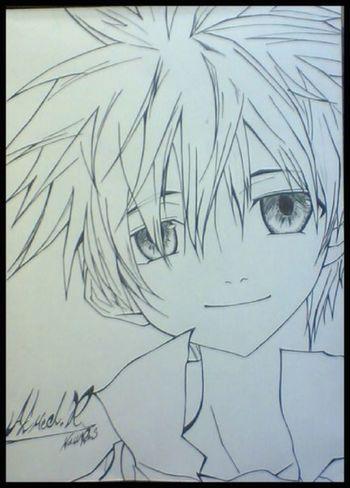 Drawing Art Sketch Anime