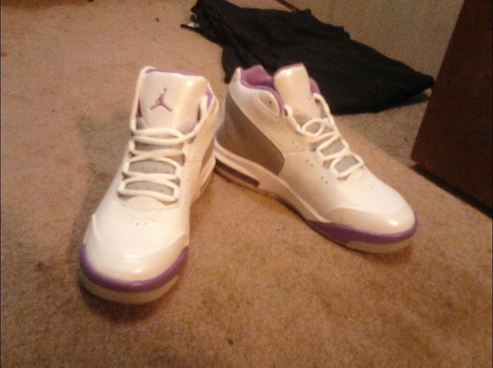 Jordans I Just Bought ..