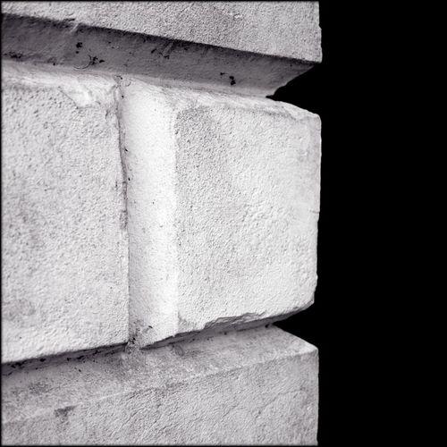 Cornerstone Architecture Monochrome Quadrants Contrast Light And Shadow