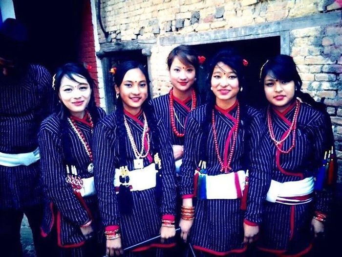 Photoshoot ♡ Photography Stylish Modelling Taking Photos Peace And Love Newari Culture