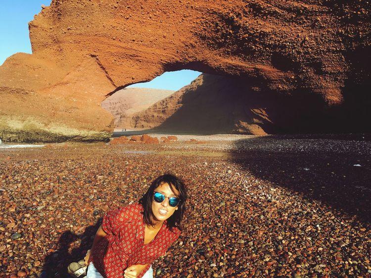 Enjoying Life Morocco Legzira First Eyeem Photo