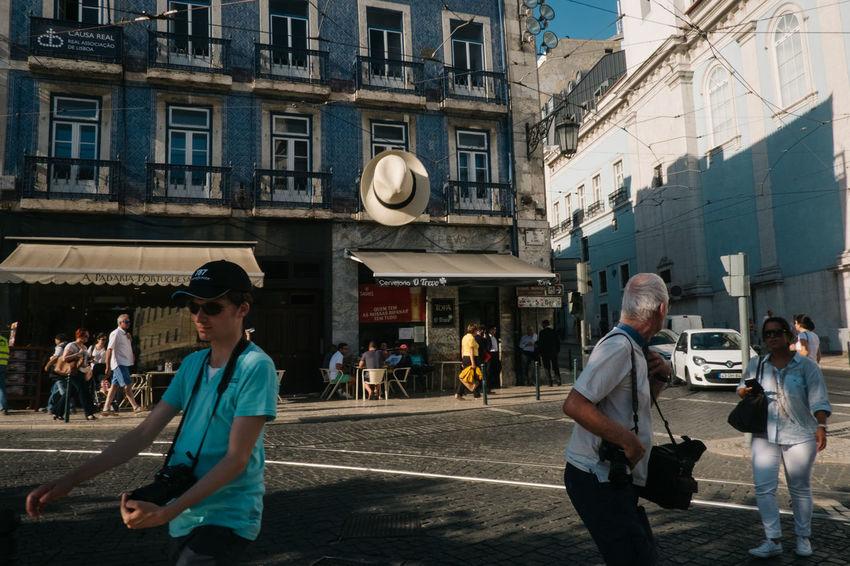 Lisbon, Portugal The Street Photographer - 2017 EyeEm Awards