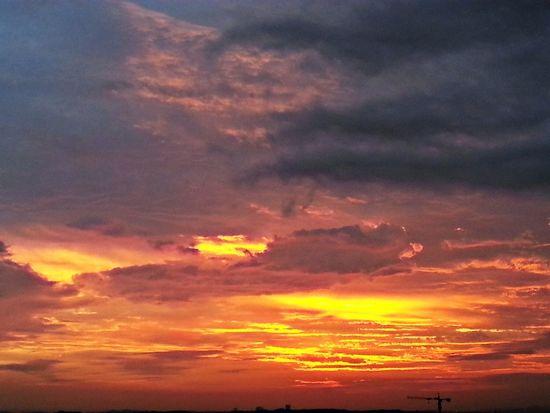 Sunset 100614 Popular Photos Sun! Cloud And Sky Sunset Silhouettes