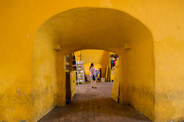 Adult Arch Architecture Cartagena Cartagena, Colombia Colombia Colombia ♥  Day EyeEm EyeEm Gallery Inside Instant Men Outdoors People People And Places People Photography Real People Shapes And Forms