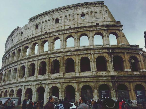 Colosseum The Colosseum, Rome