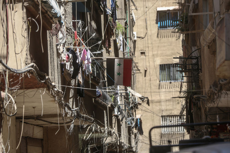 Inside Damascus, SyriaBuilt Structure Window Architecture Building Exterior Day No People Outdoors Damascus  Inside Damascus War Syria  Conflict Zone Midle East Architecture Bussy People Streetphotography Street Photography Street Street Art