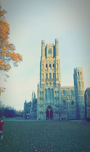 Ely Cathedral History Architecture Cultures Travel Destinations Tourism