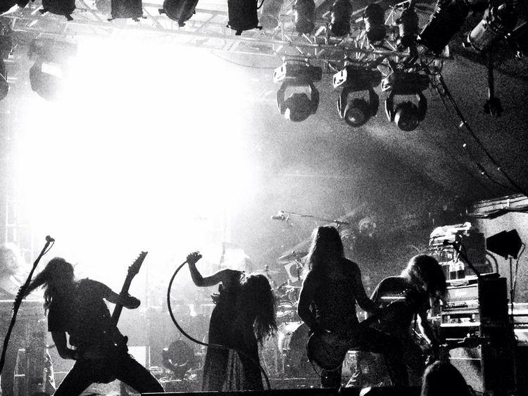 Epica at the Electric Ballroom 19 Dec 2012.