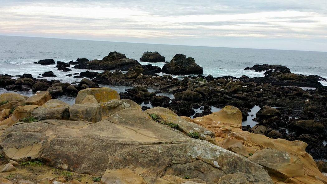 Sandstone Zen Distance Depth Ocean Sea Boulders Copy Space Rewilding Inspiration Collaboration Sea Beach Rock - Object Horizon Over Water Nature Water No People Cloud - Sky Scenics Tranquility Sand