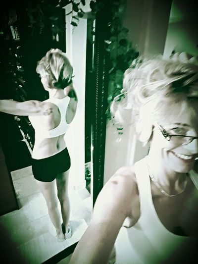 Lunch Time! Justaboutfitness Needed This Toomuchwork Healthy Lifestyle That's Me Sexywomen Selfie ✌showing Agedoesntmatter Takecareofyourself Hi! How I See Things ThatsJustMe Neededmyfix