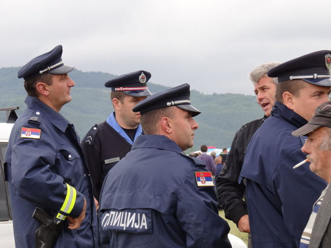 Policeman Serbiapolicemen People