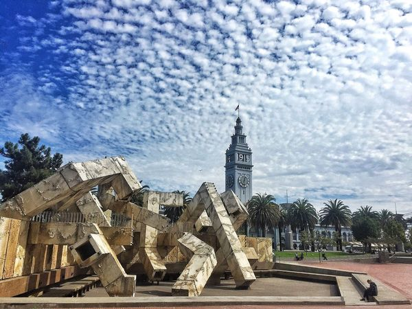 Sit down and reflect Sit Down And Reflect California San Francisco Ferrybuilding Memories My Life