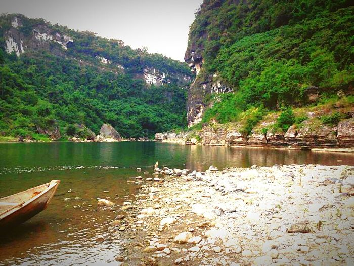 Bimmapor Nagtipunan Quirino Watertubing Nature River River View