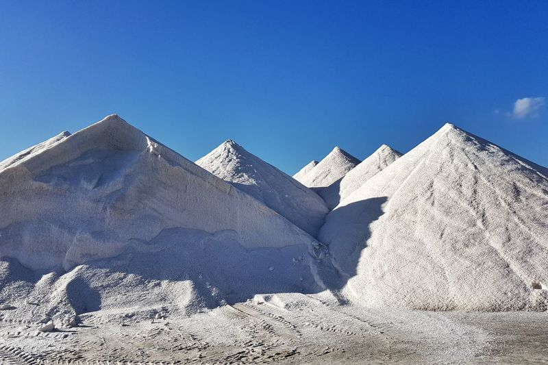 Mountains of