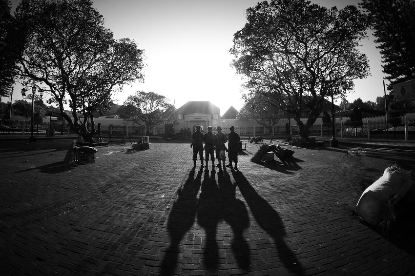 Shadow Group Of People Bwphotography Travelphotography Person Men Silhouette