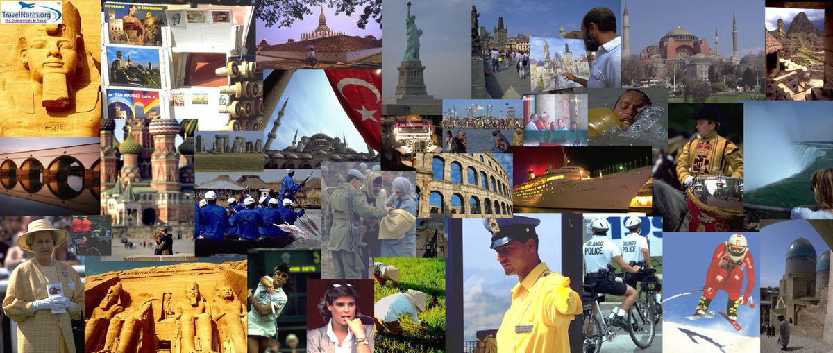 My Favorite Photo is a hard one to pick as I have way too many travel pics to choose from. I made a collage from a number of my favourite travel photos and turned it into a background image for use on the web. http://pics.travelnotes.org/ Africa Around_the_world ASIA Blue Candid Collage Collection Europe Faces Landmarks Michel Guntern My Favorite Photo People Photo Montage Photojournalism Rome Cut And Paste Street Photography Telling Stories Differently Tourist Attraction  Travel Travel Photography Travel Photos Travel Pics Break The Mold
