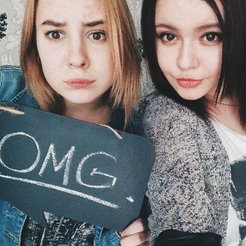 Friends Girls Me