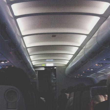 Dans les airs Traveling Airplane Plane Paris