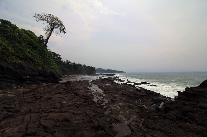 Alone Beach Beauty In Nature Destination Sawarna Visitindonesia Waves Waves And Rocks Waves, Ocean, Nature