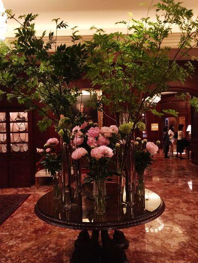 Beautiful Flowers Flower Arrangement Hotel OSAKA