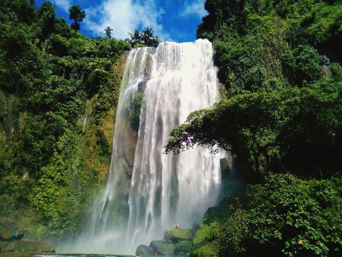 EyeEmNewHere TheCleverTraveler Hulugan Falls Waterfall Beauty In Nature Outdoors The Beauty Of Creation When In Laguna, Philippines