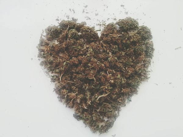 Weed Where My Heart Is