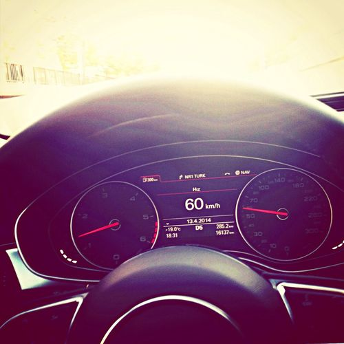 Audi Follow Me Car Driving