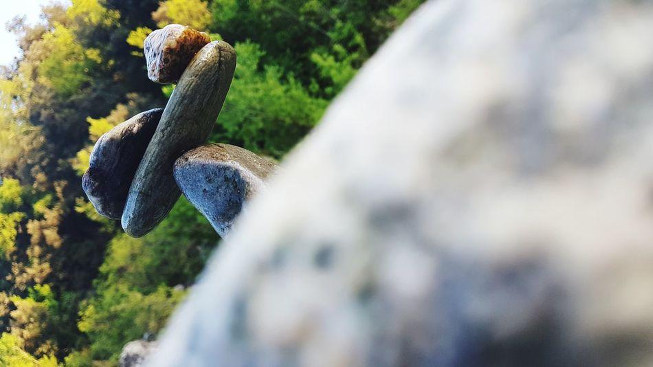 mini dolmen Stone Stone Material Stone Tile Nature Spirituality équilibre EyeEm Selects Visual Creativity Close-up
