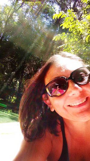 Relaxing Brazil Summer That's Me Brazilian Woman Green paradise Hi!