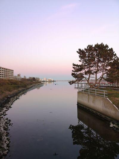 Lake, Binnensee