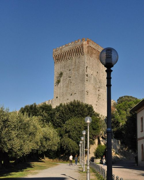 Blue Sky Tree Clear Sky No People Outdoors Architecture Day 3XSPhotography Trasimenolake
