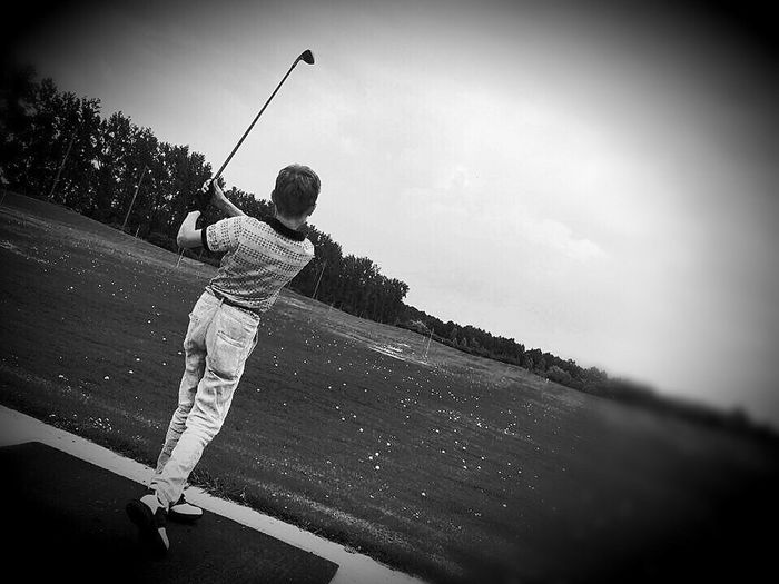 If you don't LOVE this sport, we can't be friends 💯⛳️🏌🏼 Golf Belgiangolfer Masters Thomas Pieters