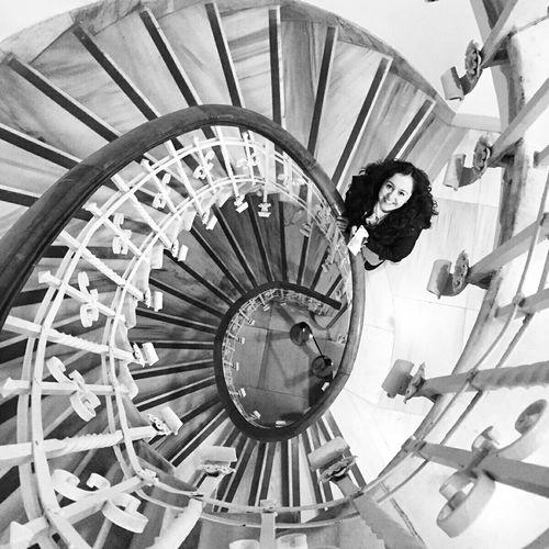 Stairandme. Stair Spiralstair Architecture ARCHITECT Architectural Photography Blackandwhite Artphotography Arter Saltwater Biennial Tuzlusu Istanbulbieanali Istanbul Turkey Vscocam EyeEm Best Shots EyeEm Best Edits Art Gallery Creative Merdiven Mimari Siyahbeyaz Sanat Bienal2015