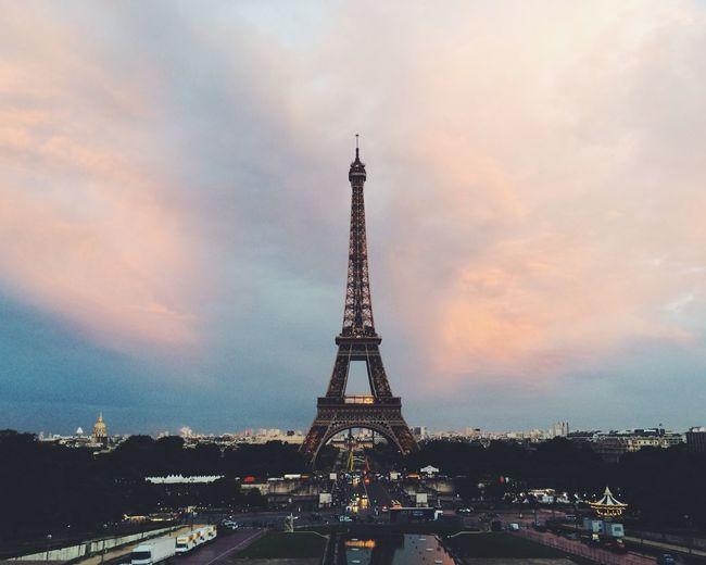 Paris Monamour Tour Eiffel