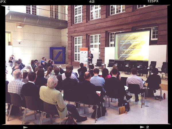 BDI Deutsche Bank Engergy Technology Perspectives