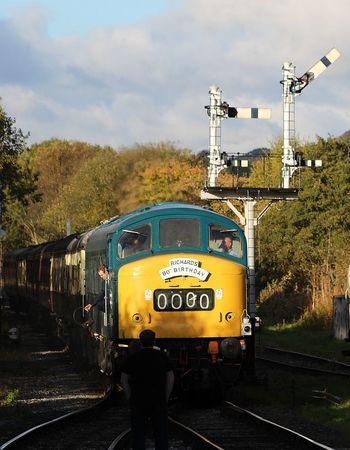 Locomotive Outdoors Sky Day No People Token Ramsbottom East Lancashire Railway