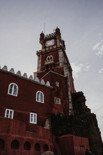 Sintra Portugal Vscocam Castle