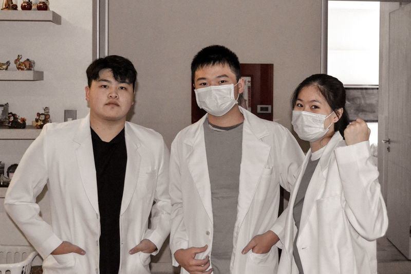 Young doctors