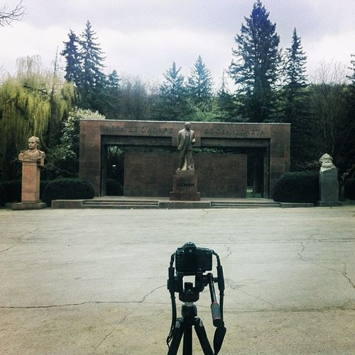 Lenin Chişinău Moldova Filming
