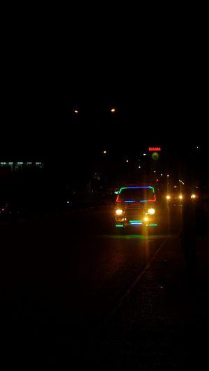 #africa #landscape #africanlife #uganda Land Vehicle Mode Of Transport Night Outdoors Transportation