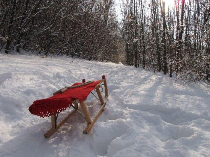 Snow ❄ Deepfreeze