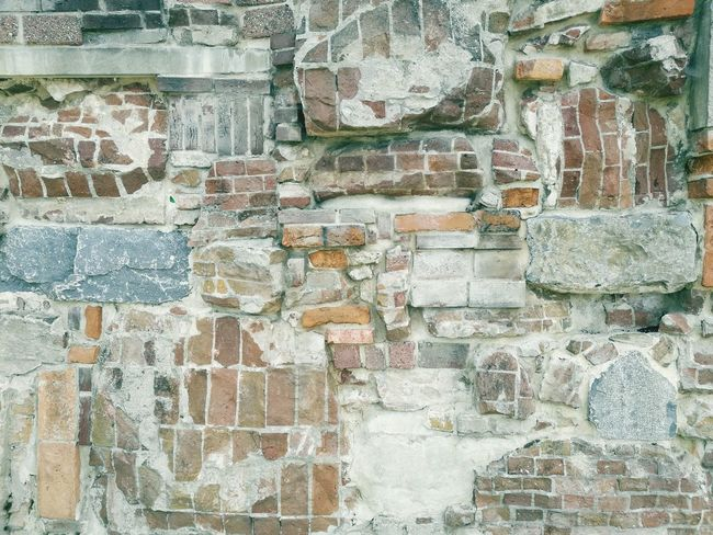 Just a Old wall behind the restaurant /hotel. Backgrounds Full Frame Textured  Pattern Architecture No People Built Structure Close-up Day Indoors  HuaweiP9 Plus Photography EyeEmNewHere Brickstone Building Stone - Object Stone Wall Stone Art Stone Material Stone Tile Stone Coloured Elements Stone Colours