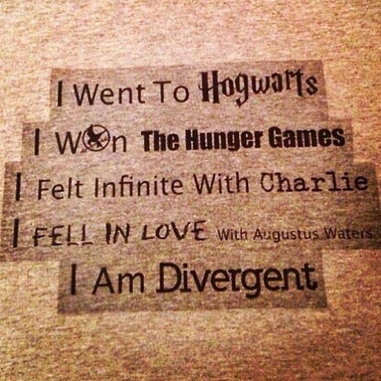 Hogwarts Harrypotter Katniss Everdeen hungergamesnoisiamoinfinitocharlieaugustusdivergentloveinstaloveinstalikeinstaphotoinstaphotofollowlike4likelikeforliketags4likestagsforlikefollowmeeeee