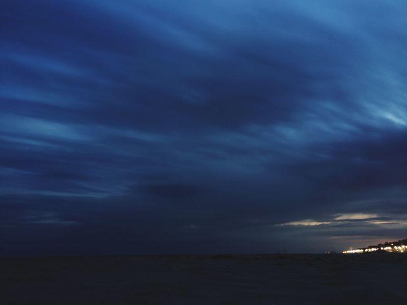 Sunset At Long Beach, NY Long Island NY Visualmagic EyeEm Best Shots - Long Exposure Longexposurephotography Slowshutter World Longexposure Shot Sky Collection Beautiful Sky Popular Photos