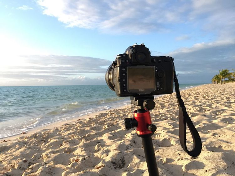 Glimmer of early morning shots during sunrise in Turks and Caicos - Beaches Travel Photography Caribbean Turks And Caicos Lanscape Photography