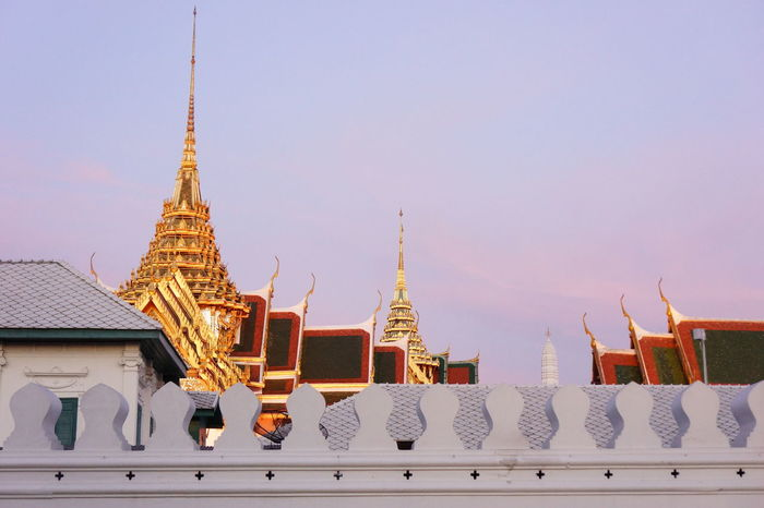 Ancient Architecture Bangkok Building Exterior Built Structure Cultures Famous Place History Life Ornate Place Of Worship Religion Spirituality Statue Streetphotography Temple Temple - Building Thailand Travel Destinations