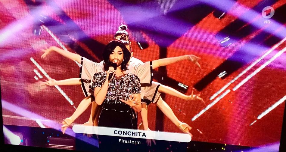 Conchita 😍 Eurovision2015 ESC2015
